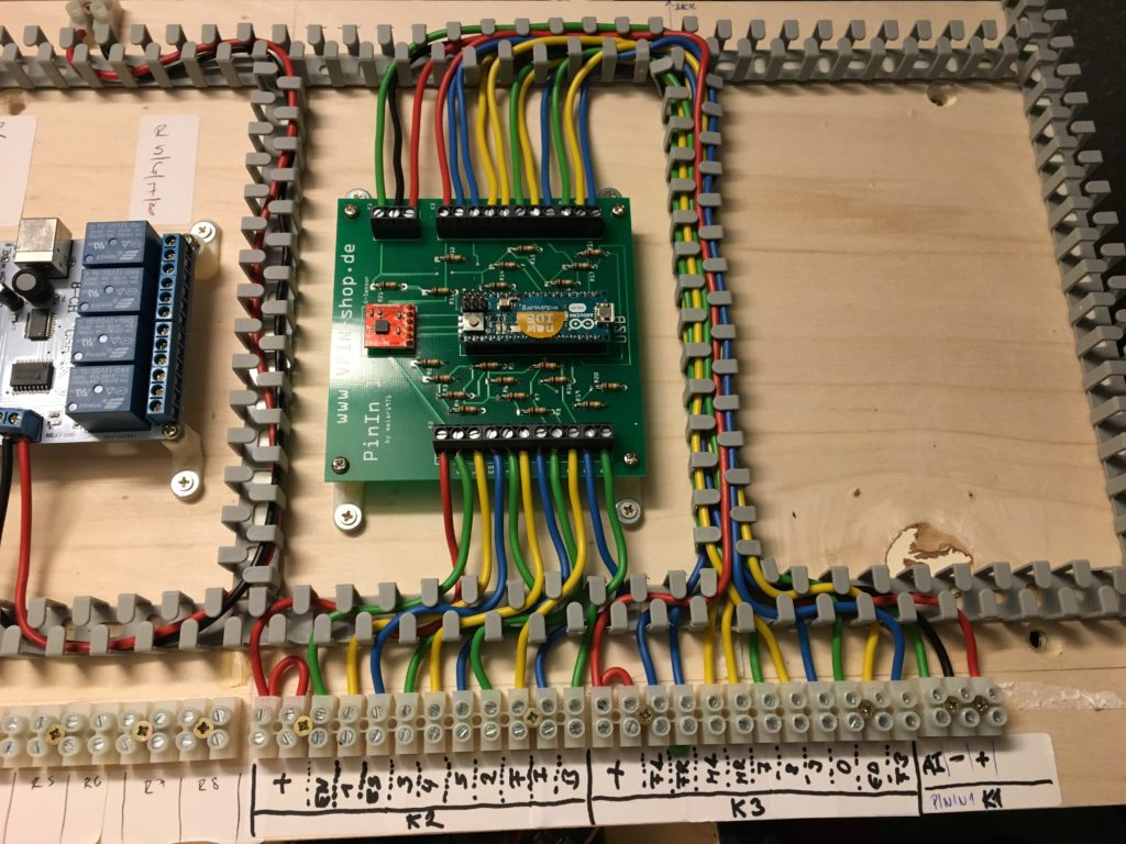 Virtual Pinball PinIn1 Controller Board