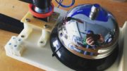 Virtual Pinball Bell im Eigenbau