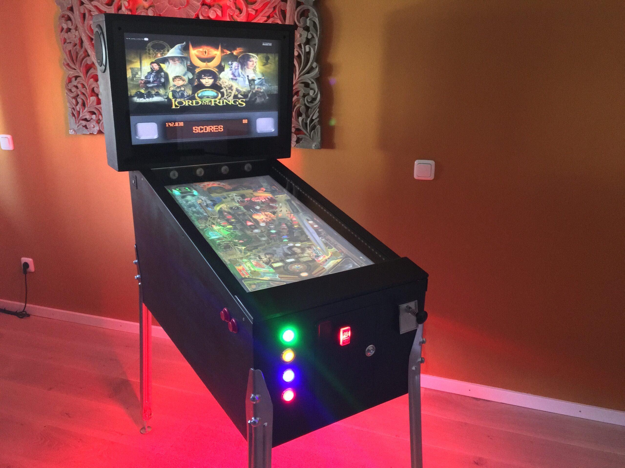 Blog: How to build a Virtual Pinball Machine (VPin) - virtual-pinball-cabinet.com