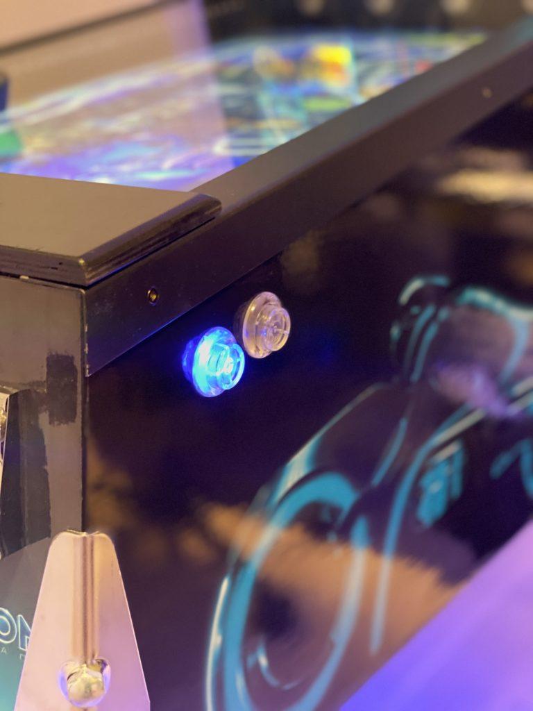 Virtual Pinball Flipper Buttons (RGB LED)